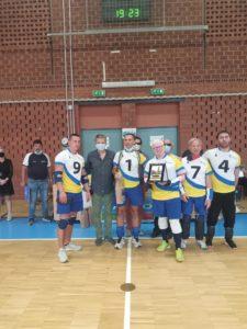 Torball: la nostra squadra seconda al Torneo Internazionale Valcalepio di Bergamo